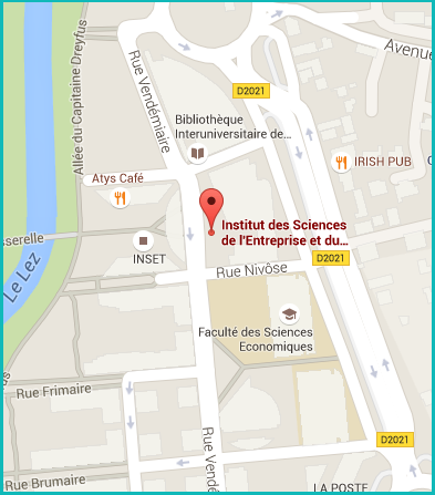Lien vers Google map